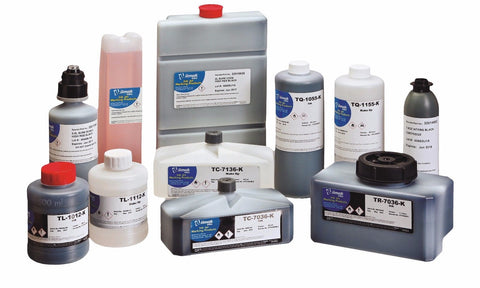 Leibinger® Ink Replacement for Metal Substrates