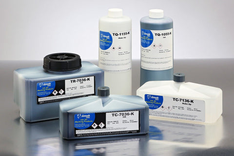Domino® IR 214CL Ink Reservoir Replacement