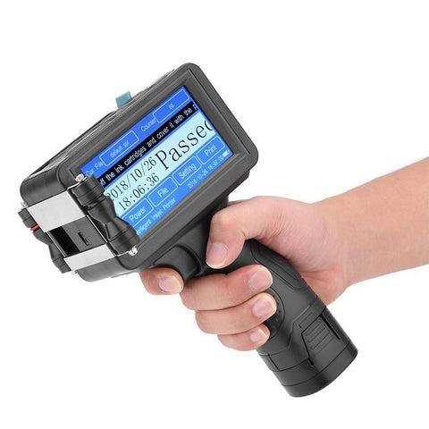 Handheld Inkjet Printer Gun