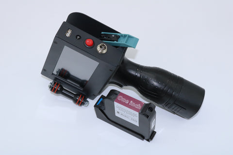 One-Inch Handheld Inkjet Printer