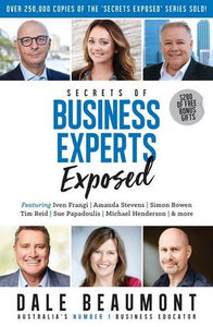 Secrets of Business Experts Exposed