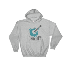Chordify GrizGuitar Hooded Sweatshirt