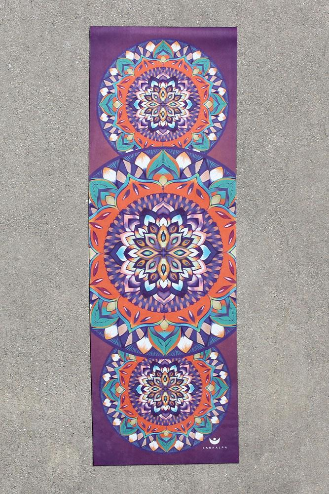 Mandala - Purple
