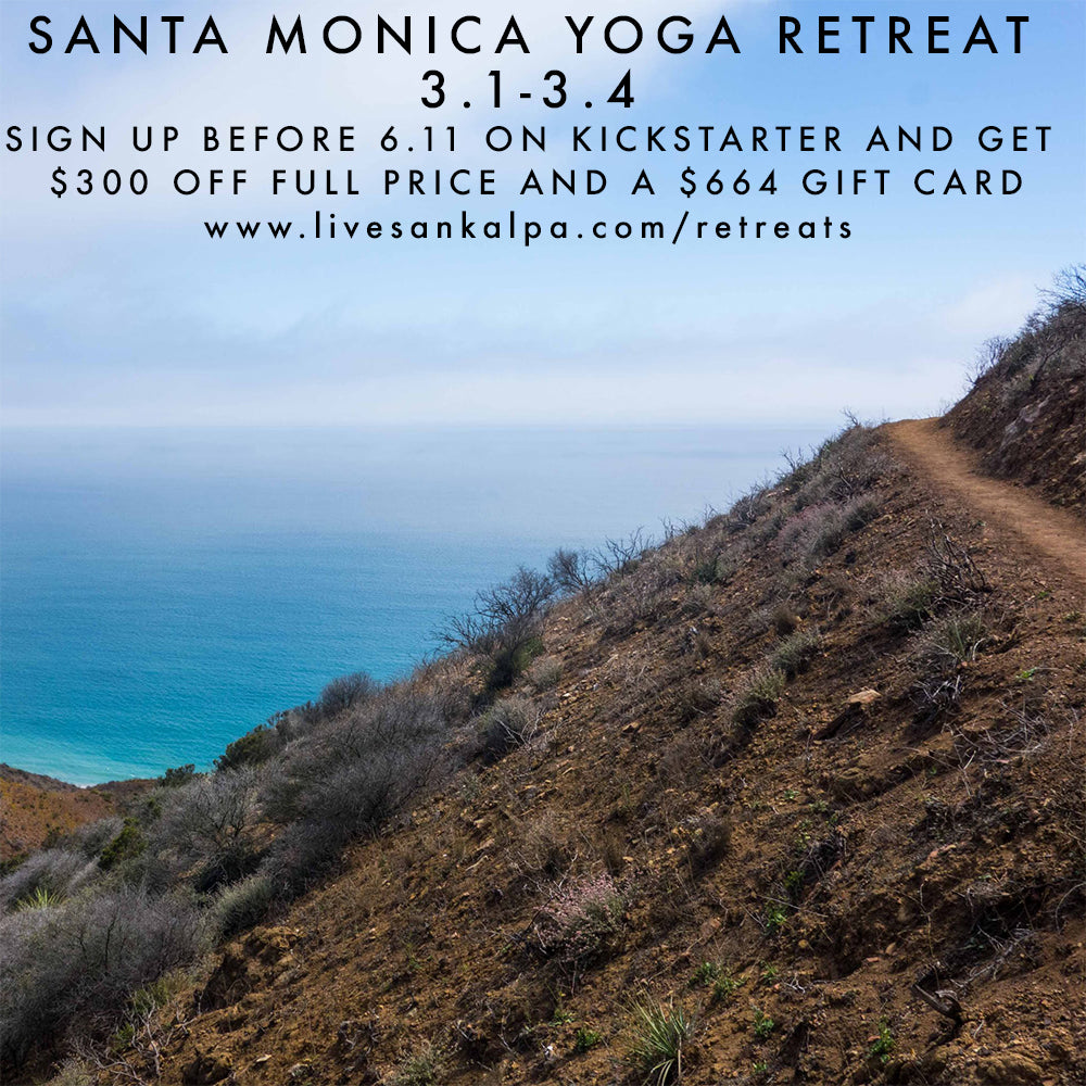 Santa Monica Yoga Retreat