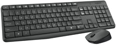 Teclado/Mouse LOGITECH MK235 Wireless 920-007901