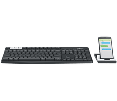 Teclado LOGITECH Multi Dispositivo BT K375S
