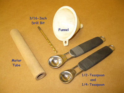 Miscellaneous Tools for Making Rockets