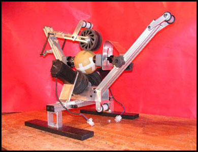 WASP Super stinger firework shell pasting machine