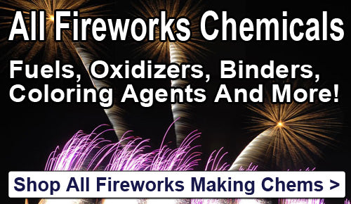 Skylighter - Pyrotechnic Chemicals and Supplies, Sparklers