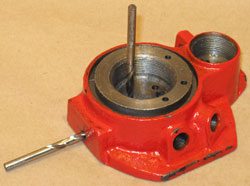 Drilling 3/16-Inch Holes Which Join With Each Other