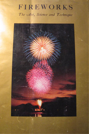 Fireworks Mine at Bottom of Photo on Cover of FAST