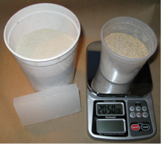 Weighing Materials