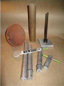 Rocket Making Tools