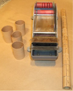Tape for Reinforcing Candle Tube