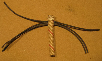 Cross-Matching, and Tying 1/4 Inch Time Fuse
