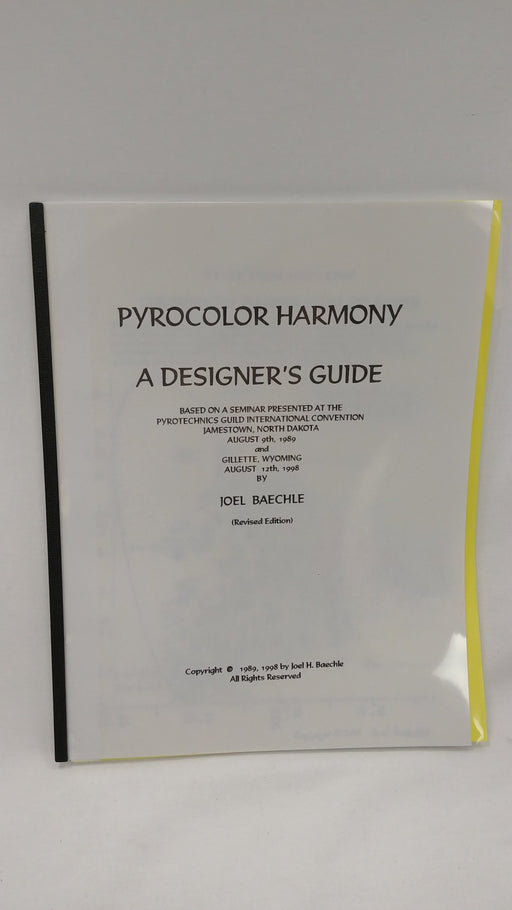 Pyrocolor Harmony: A Designer's Guide