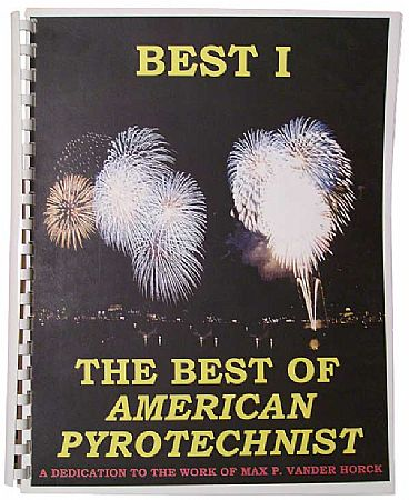 Best of AFN I - Best of American Pyrotechnist