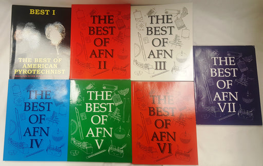Best Of AFN Collection - Volumes 1 - 6