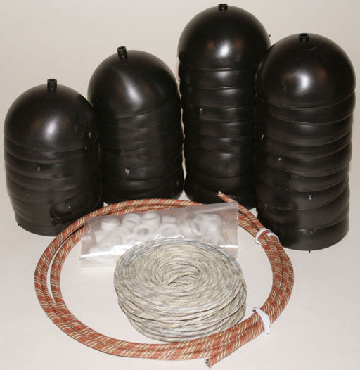 4-Inch Plastic Ball Shell Kit