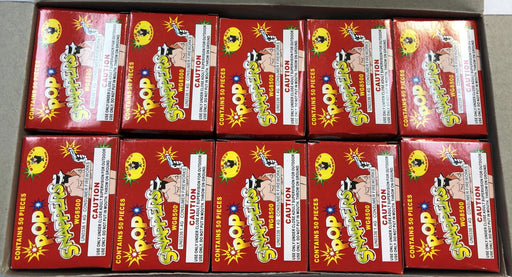 Snap Pops - Full Case Of 50 Boxes