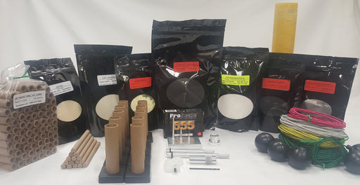 Turbo Pyro Supplies Kit
