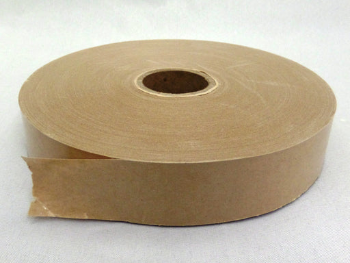 "1"" Wide Gummed Kraft Tape"