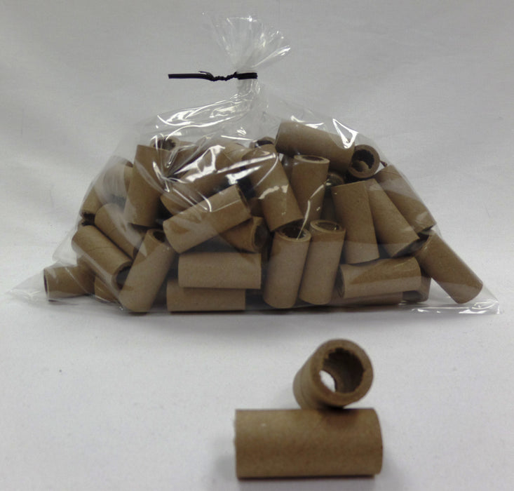 "1/2"" ID x 1-1/2"" Length Tube - 100 Pieces"