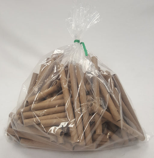 "1/4"" ID x 4 1/4"" Length  Tube - 100 Pieces"