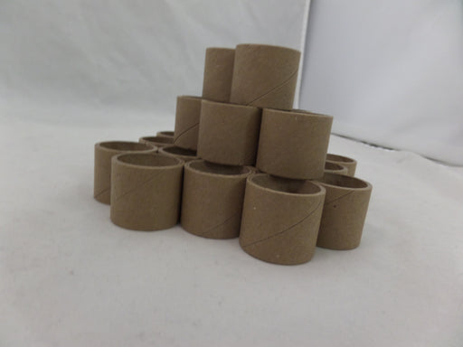 "1"" x 1"" x 1/16"" Strobe Pot - Pack of 25 ea."