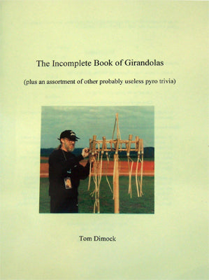 Incomplete Book of Girandolas BK0045