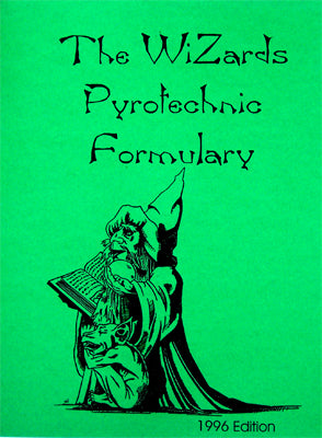 Pyrotechnic Formulary - Over 2,500 pyrotechnic formulations