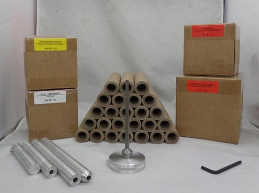 1Lb. Black Powder Rocket Kit
