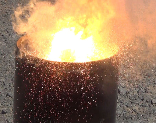Thermite Kit, makes 8 lbs.