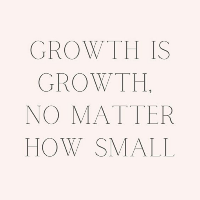 Keep on growing 💜