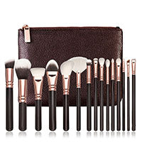 Professional 15 Piece Makeup Brush Set