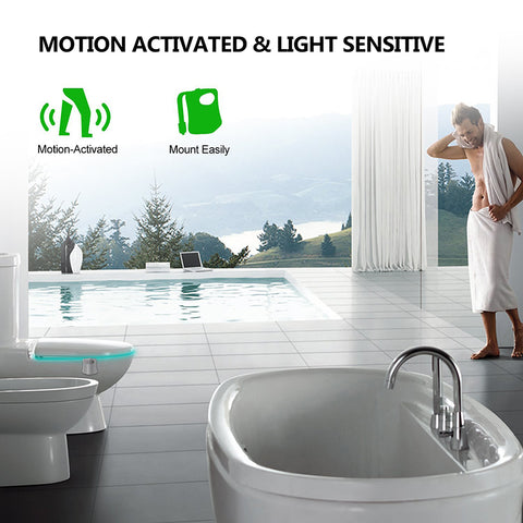 The Best Motion Activated Toilet Nightlight