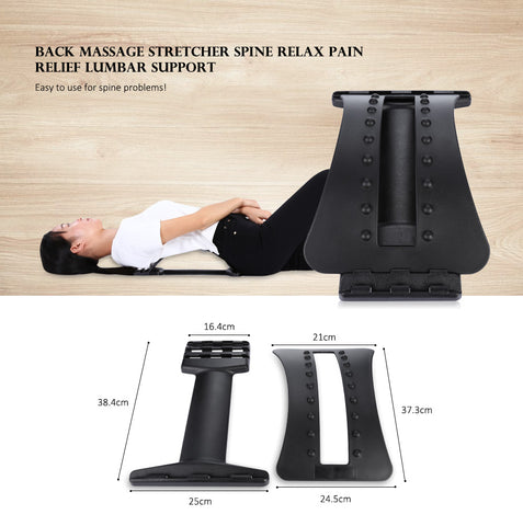 Internet's Best Back Massage Stretcher