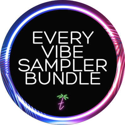 """ALL OUR TEA VIBES"" SAMPLER GIFT BUNDLE"