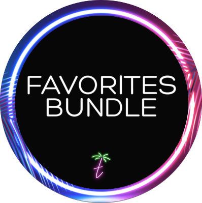 FAVORITES BUNDLE - $89
