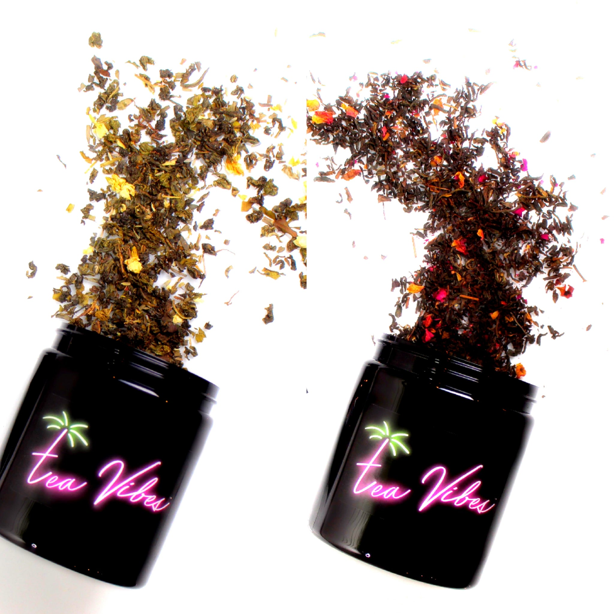 Green Jasmine + Black Rose Tea: THE BEAUTY BUNDLE