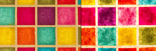 View Full Range of Products in P01 - Batik Multi Square