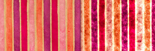 View Full Range of Products in P04 - Batik Stripes Pink