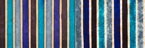 View Full Range of Products in P05 - Batik Stripes Blue