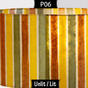P06 ~ Batik Stripes Autumn