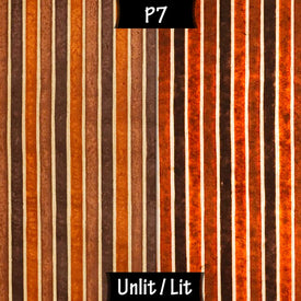 P07 Batik Stripes Brown