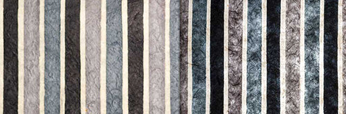 View Full Range of Products in P08 - Batik Stripes Grey