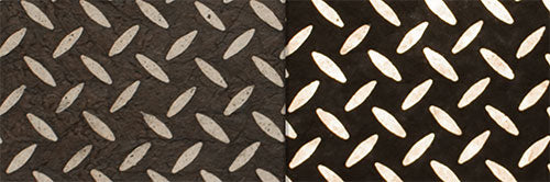 View Full Range of Products in P11 - Batik Tread Plate Black