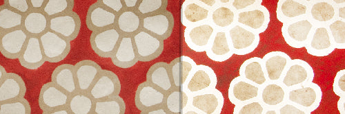 View Full Range of Products in P18 - Batik Big Flower on Red
