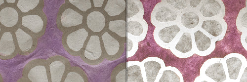 View Full Range of Products in P21 - Batik Big Flower on Lilac