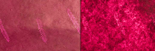 View Full Range of Products in P25 - Resistance Dyed Pink Fern